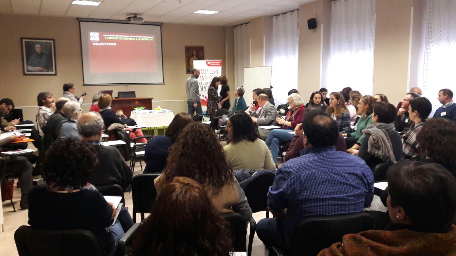 Formación de equipos directivos en Madrid