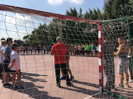 La liga escolar de fútbol sala llega a su ecuador